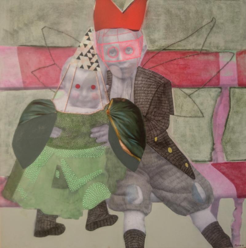 Cecile Perra - Sketch 12