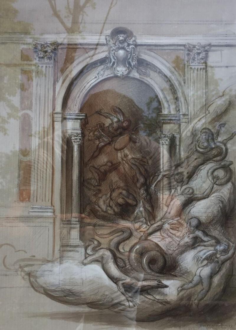 Giovanni Tommasi Ferroni - Zonder titel