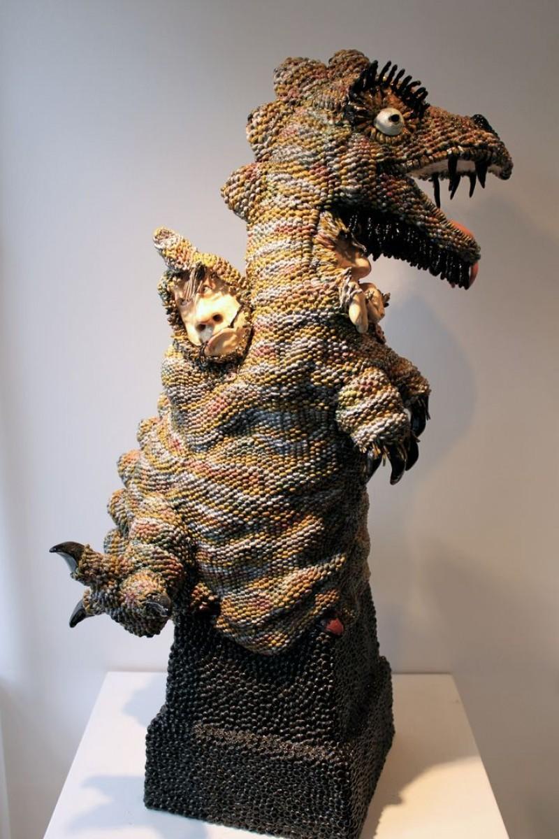 Leon Strous - The dragon