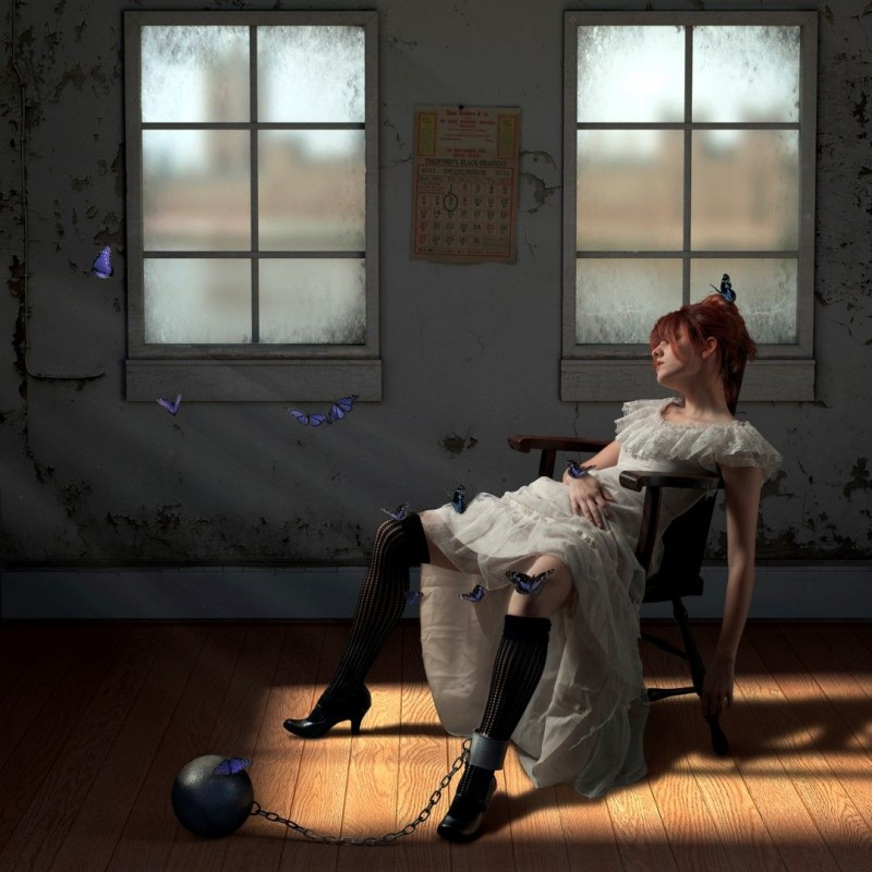 Jamie Baldridge - The Perils of Lepidoptery