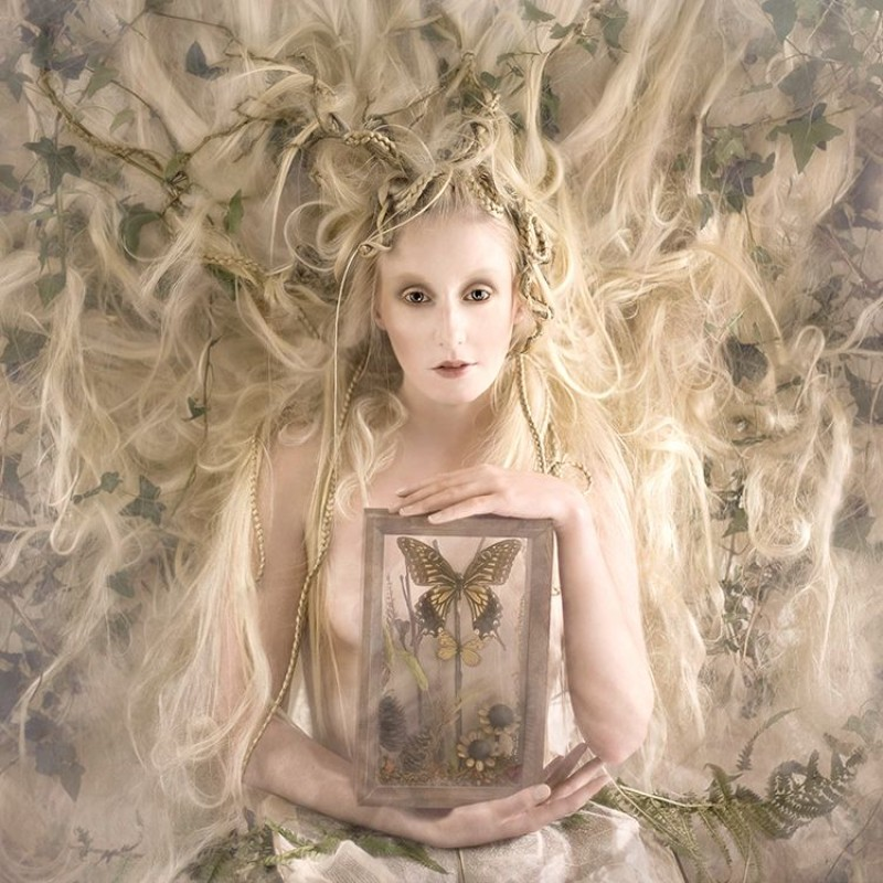 Kirsty Mitchell - The White Witch