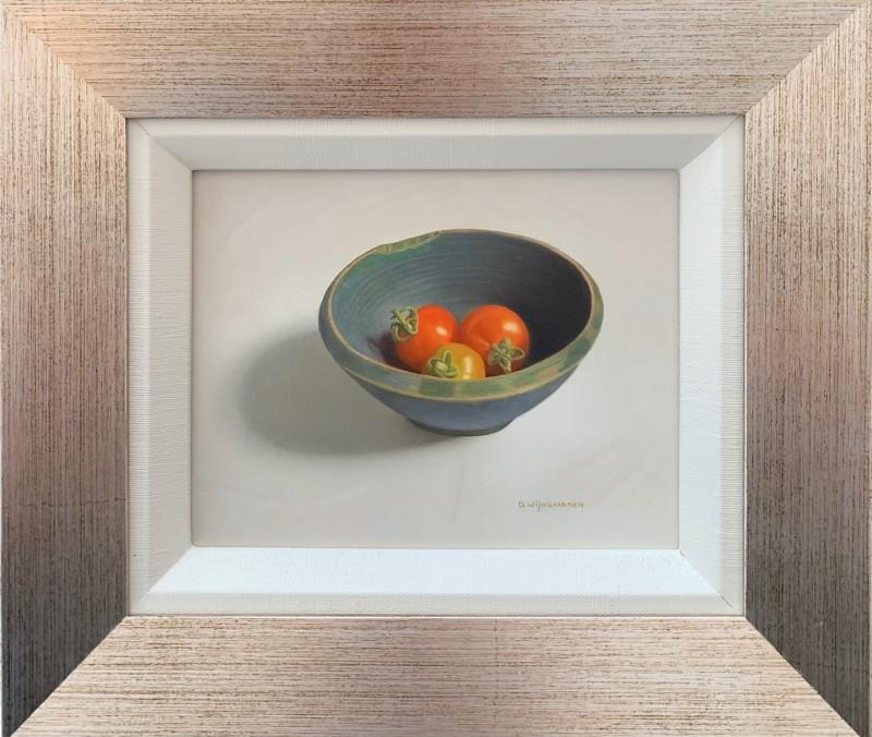 Gerrit Wijngaarden - Cherrie Tomaatjes
