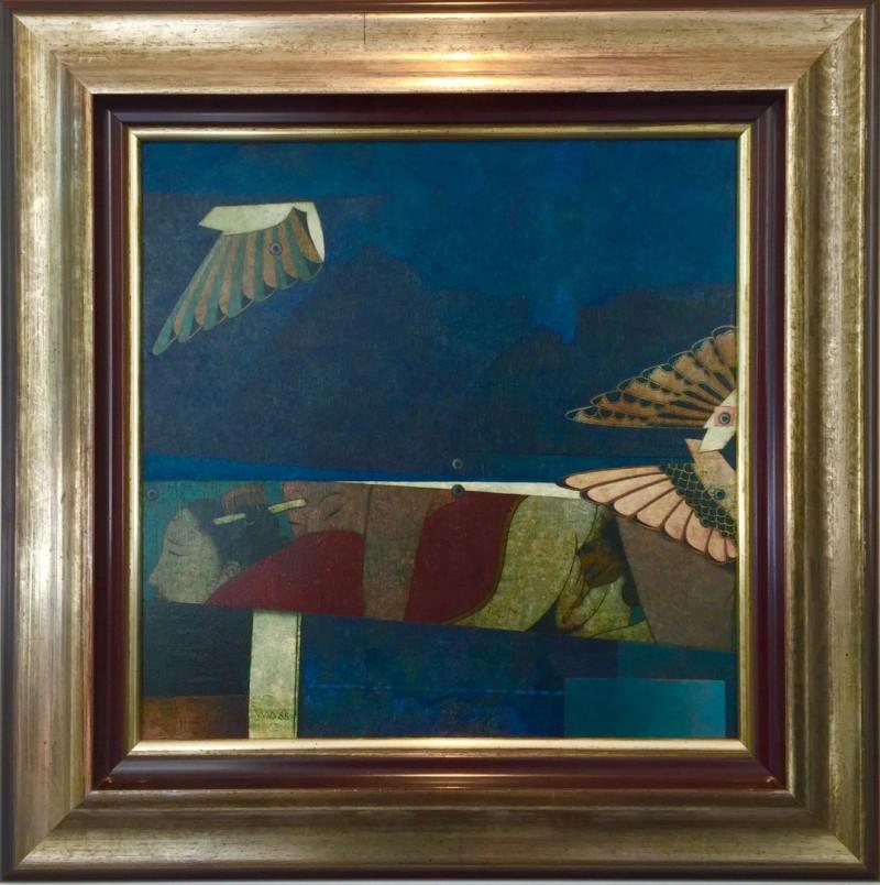 Wout Muller † - Vleugels(1988)