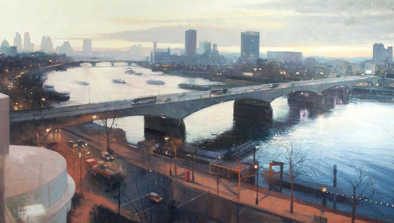 Douglas Gray - Waterloo Bridge London